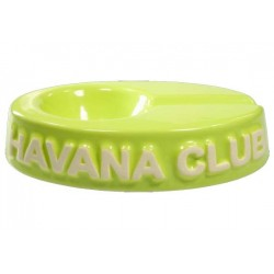 "Havana Club ""El Chico"" ceramic cigar ashtray - Fennel Green"
