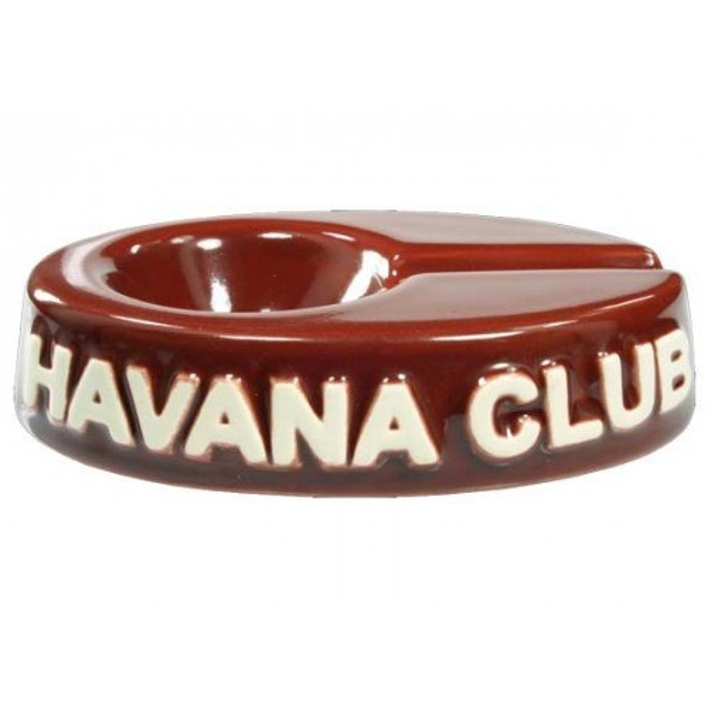 """Ceniceros por cigarro Havana Club """"El Chico"""" en cerámico - Bordeaux"""