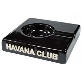 "Posacere da tavolo Havana Club ""El Solito"" in ceramica - Nero ebano"