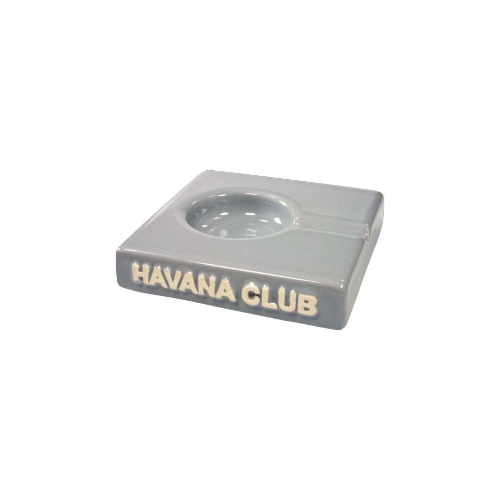 """Cendrier pour cigare Havana Club """"El Solito"""" de céramique - Mother of Pearl"""