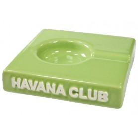 "Posacenere da tavolo Havana Club ""El Solito"" in ceramica - Verde Pistacchio"