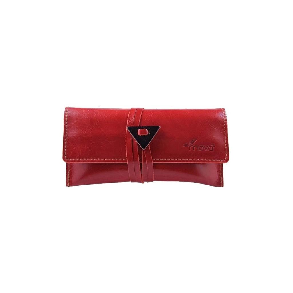 Portatabacco Mava - Rosso