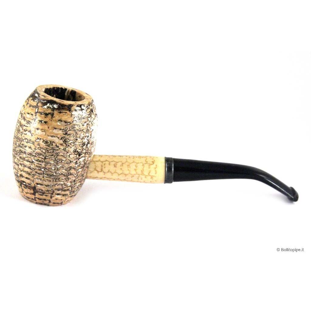 Bent Country Gentleman Corn Cob pipe
