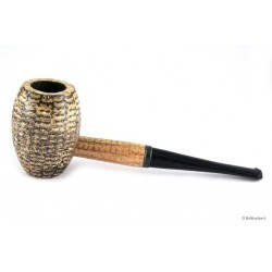 "Pipa Missouri Meerschaum in pannocchia ""Country Gentleman"""