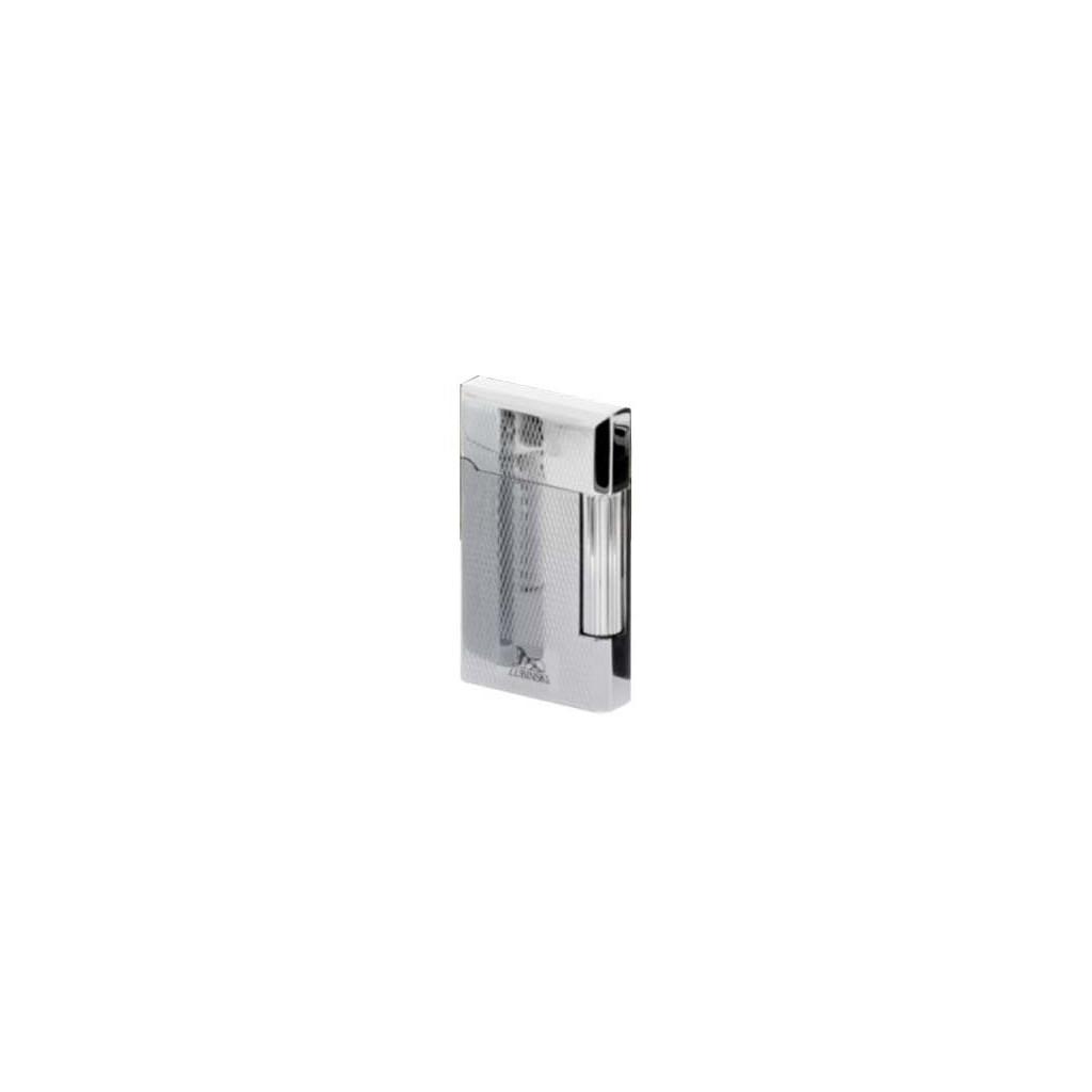 Pipe Lighter - chrome barley
