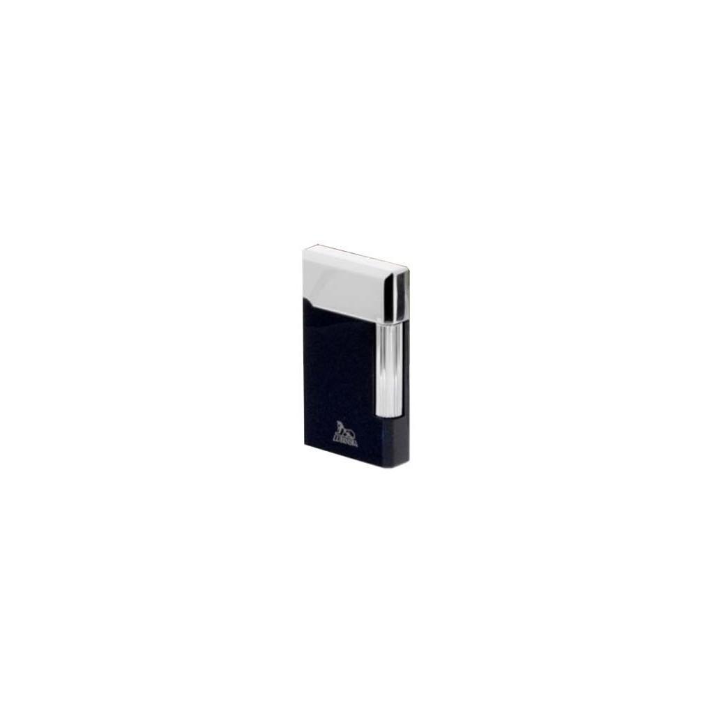 Pipe Lighter - chrome blue