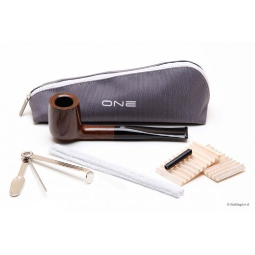 Savinelli One 106 lisa - filtro 6mm