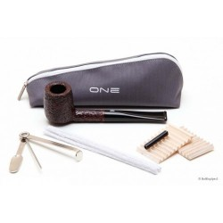 Savinelli One 106 rusticated - 6mm filter