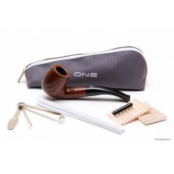 Savinelli One 601 smooth - 6mm filter