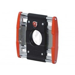 "Tonino Lamborghini Cigar Cutter ""Precisione"" - Red & Black"