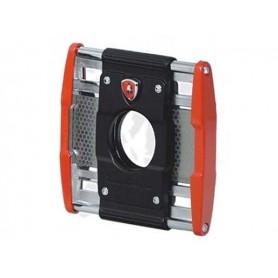 "Tonino Lamborghini Cigar Cutter ""Precisione"" - Red & Black"