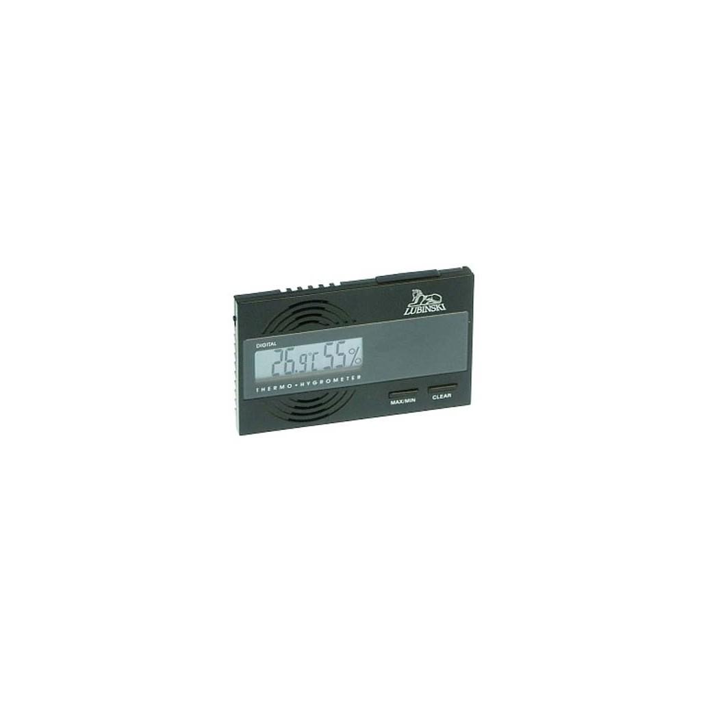 Termo-Igrometro digitale piatto