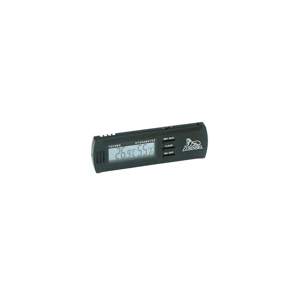 Thermo-hygromètre numérique petit
