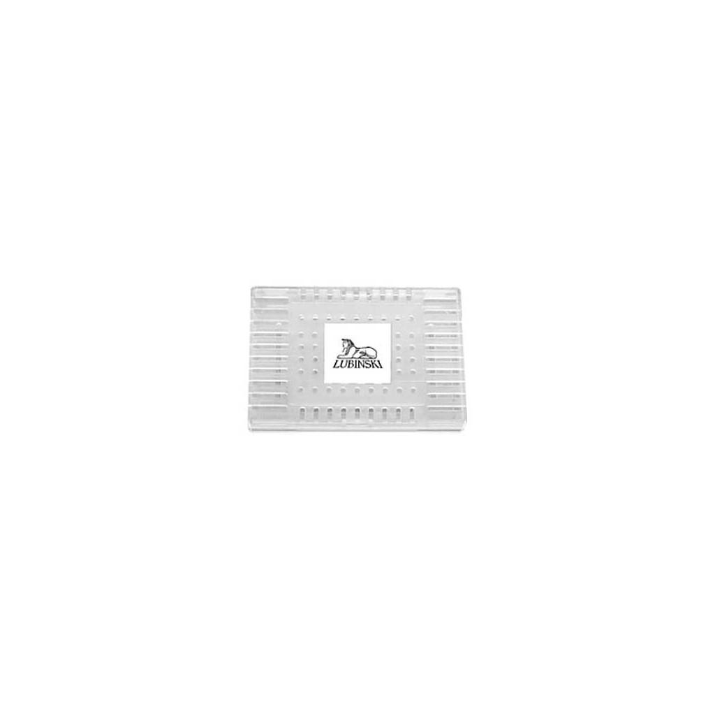 Polímeros humidificador rectangular