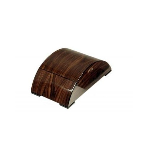 """""""Sunset"""" Humidor in elm polished with digital higro"""