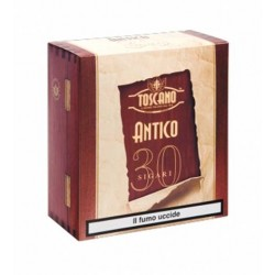 Antico Toscano vintage box (30 cigars)