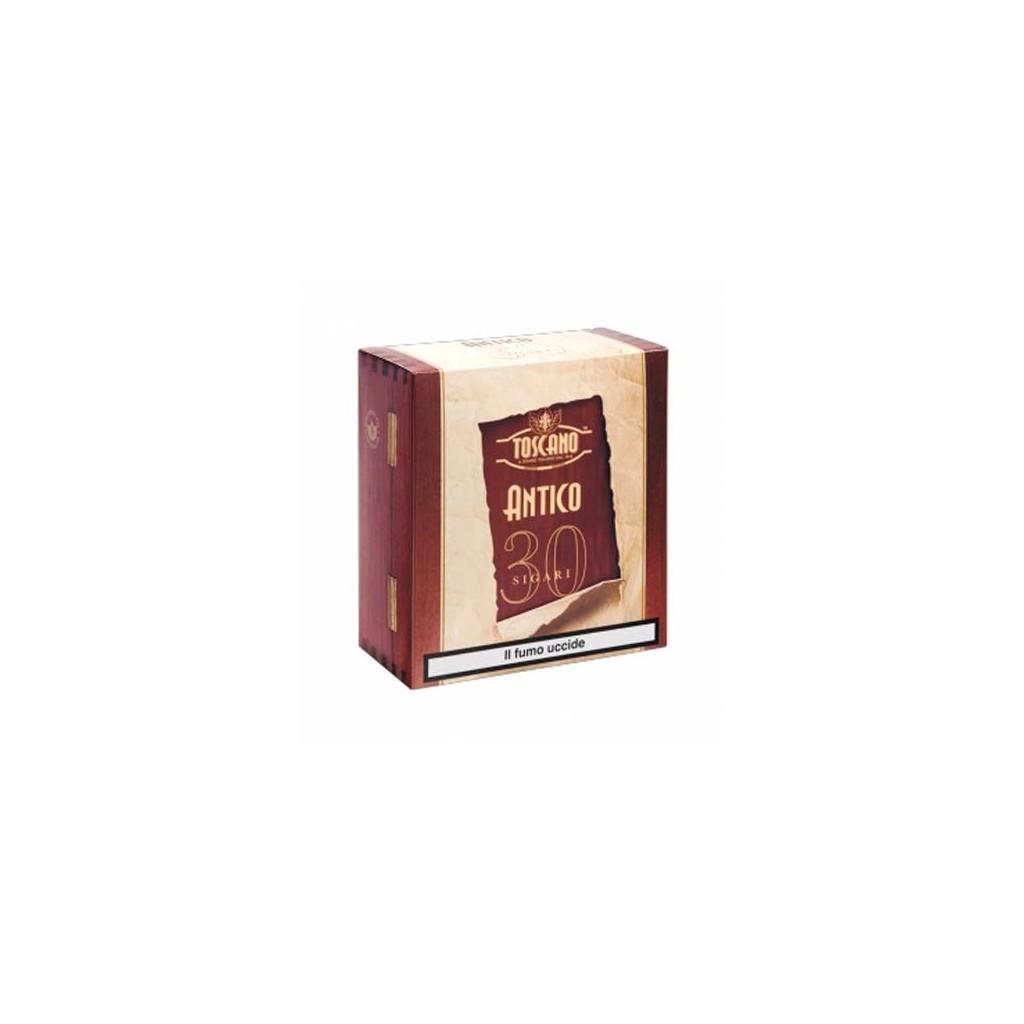 Antico Toscano vintage box (30 cigars)