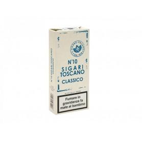 Toscano Classico in confezione vintage da 10 sigari