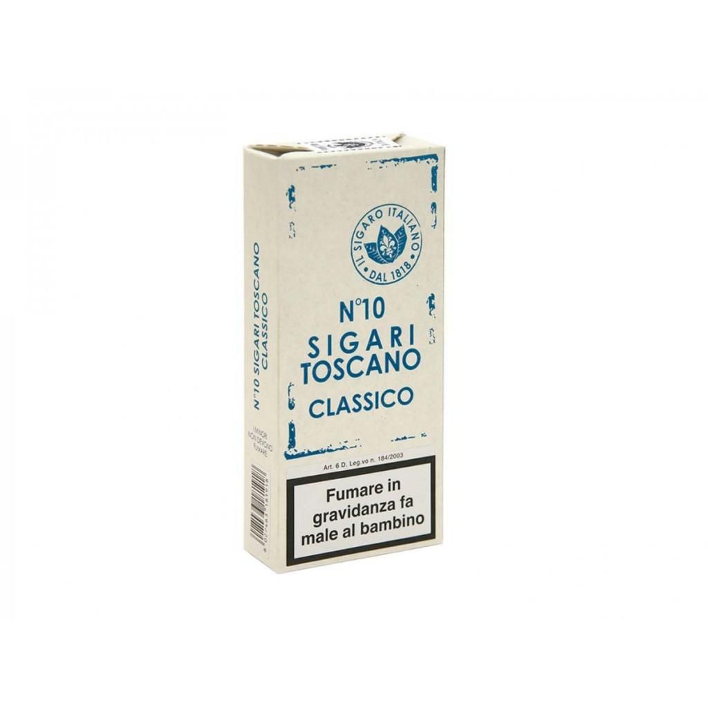 Toscano Classico in vintage box (10 cigars)