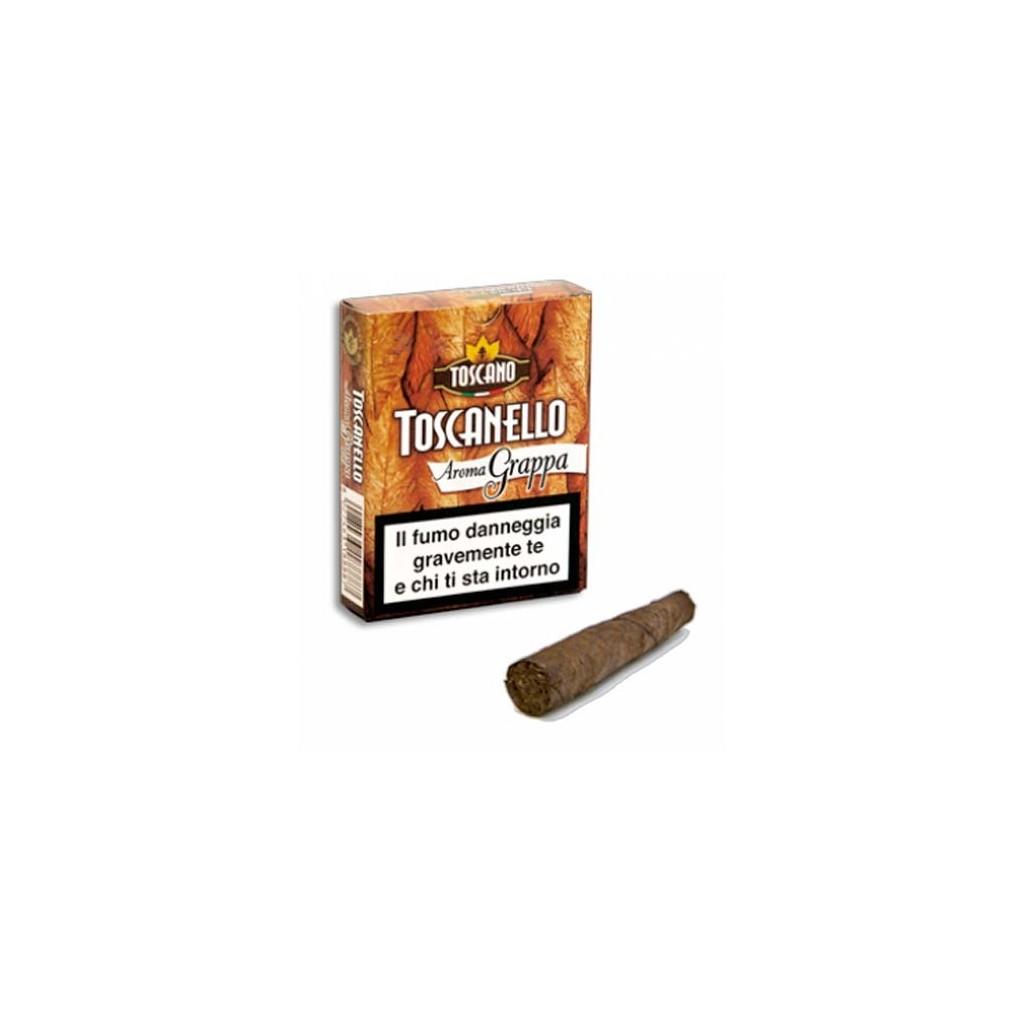 Toscanello Grappa aroma