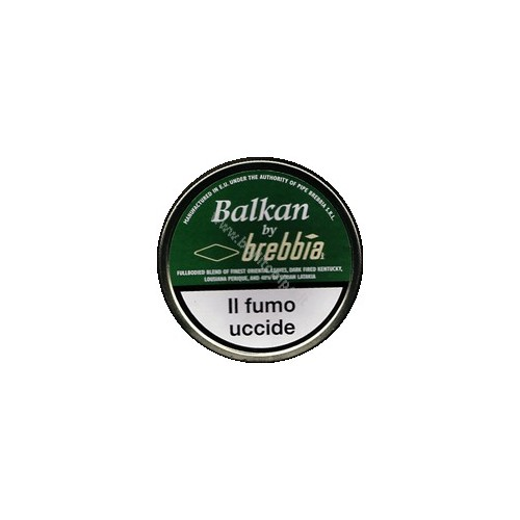 Brebbia Balkan N°10