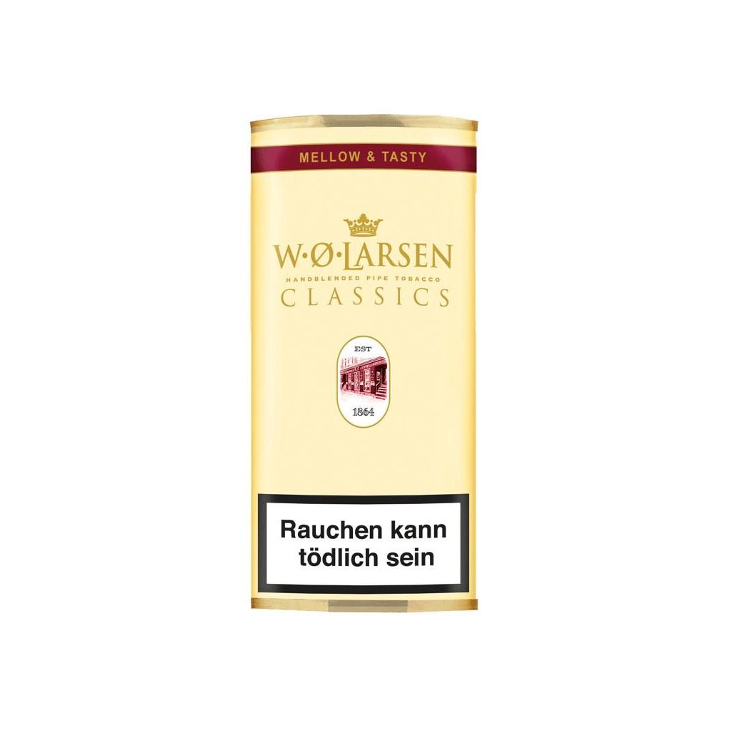 W.O. Larsen - Mellow & Tasty