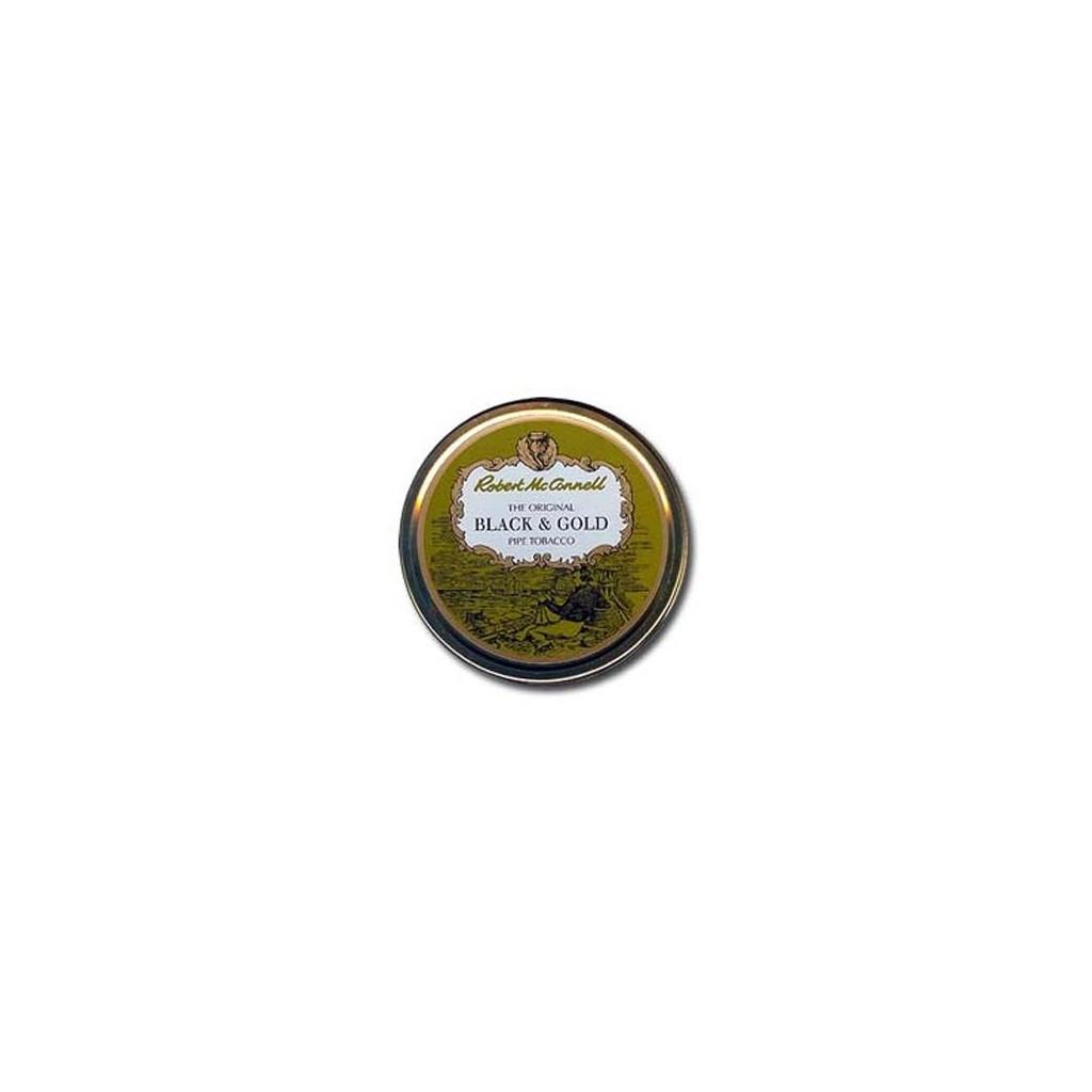 Robert Mc Connell - Black & Gold