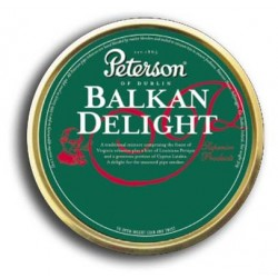 Peterson - Balkan Delight