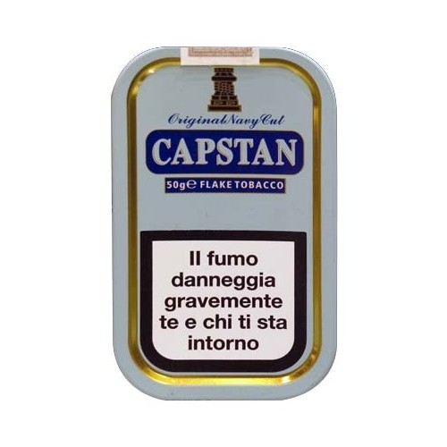 Capstan Medium Navy Cut