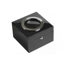 Pot Cubo - laque noire