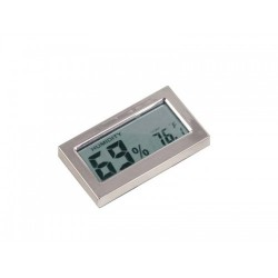 Digital thermo-hygrometer rectangular