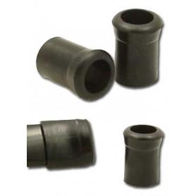 Copertura in gomma per bocchini diametro 9mm - 12mm