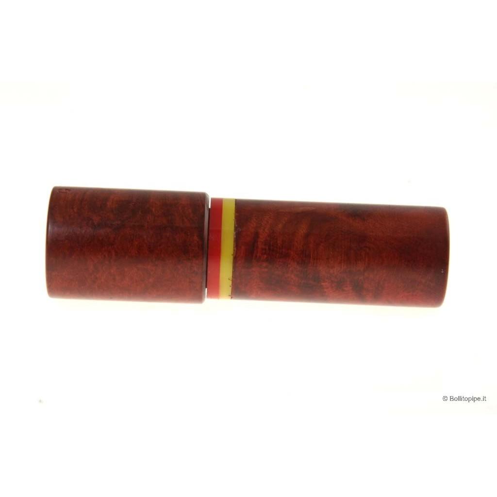 Apagar cigarro en brezo