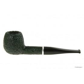 Savinelli Arcobaleno 207 rusticata verde - filtro 9mm