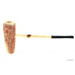 MacArthur 5-Star Natural Corn Cob pipe