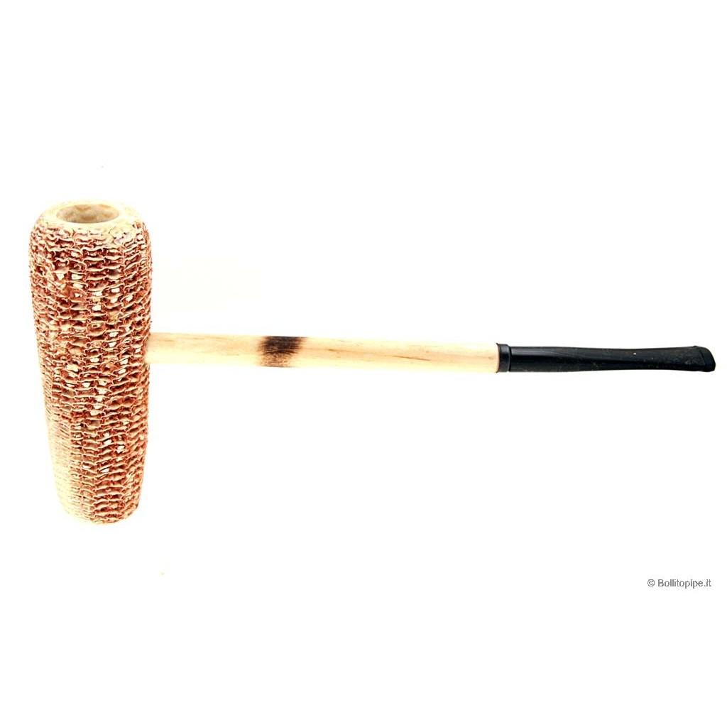 MacArthur 5-Star Natural Corn Cob pipe