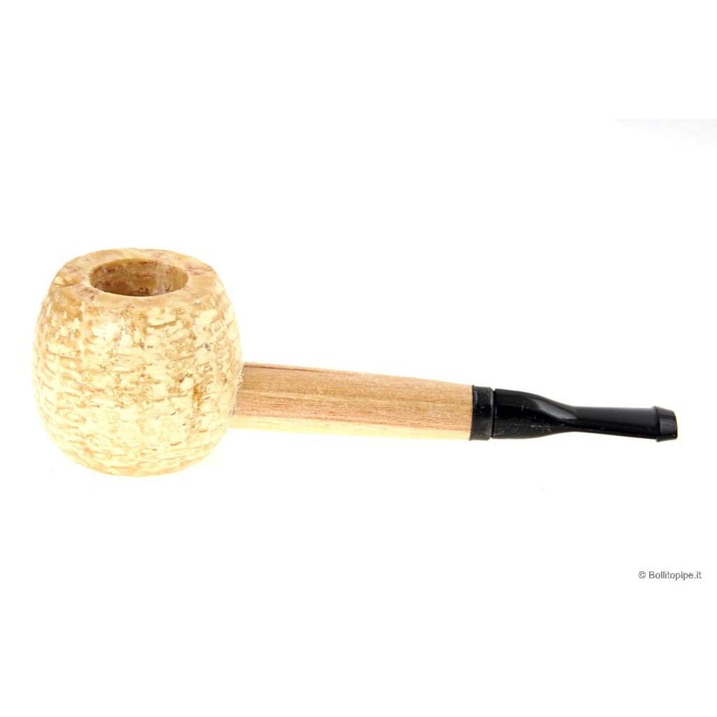 Chubby Corn Cob little pipe - Polished