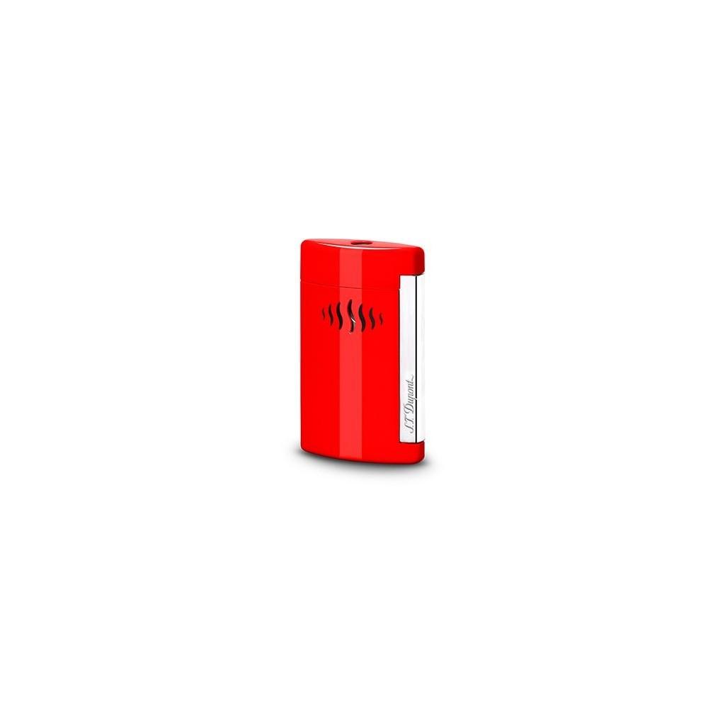 Mechero S.T. Dupont XTend Mini Jet - Wild Rojo