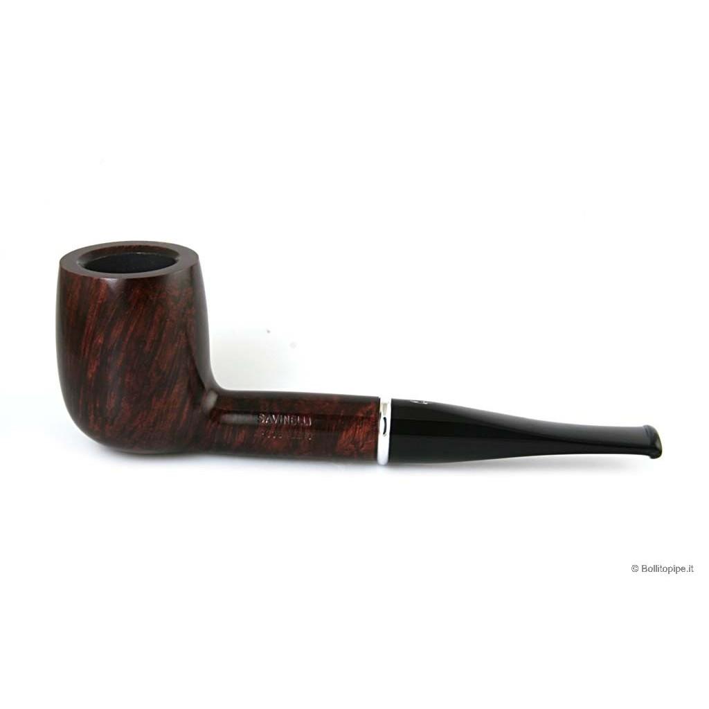 Pipa Savinelli Arcobaleno 111 Ks marrone - filtro 9mm