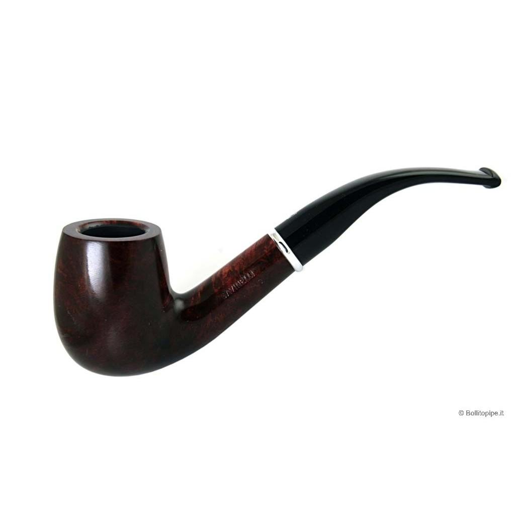 Pipa Savinelli Arcobaleno 606Ks marrone - filtro 9mm