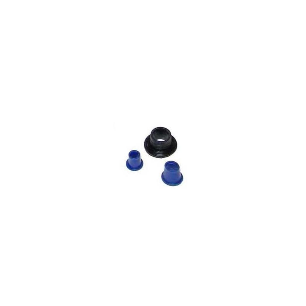 Conjunto de 3 piezas de goma sellos para la cachimba pequeña