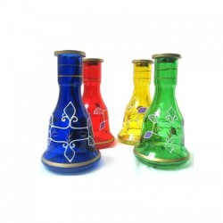 Vase glass parts for hookah 36-60 cm