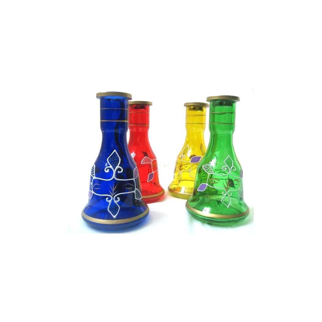 Pièces de verre Vase pour narguilé 36-60 cm