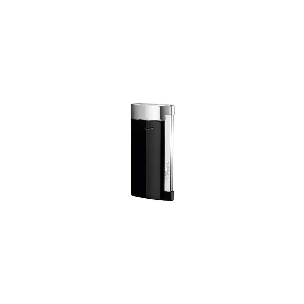 S.T. Dupont Slim 7 Jet Flame Lighter - Black