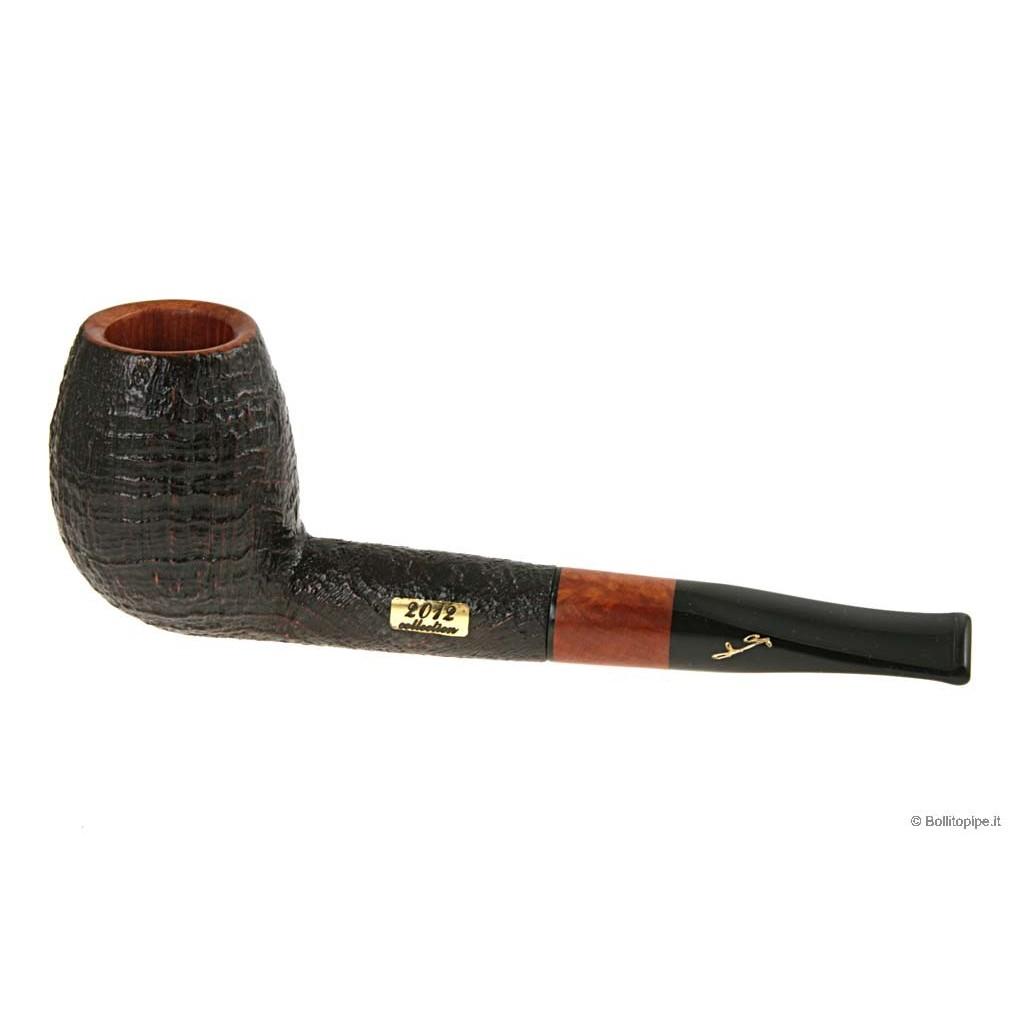 Pipa Savinelli Collection sabbiata anno 2012 - filtro 9mm