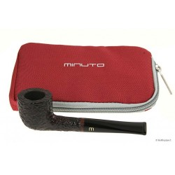 Minuto by Savinelli - dublin brown rusticated