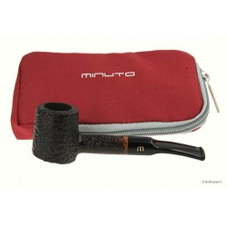 Minuto by Savinelli - poker brown rusticated