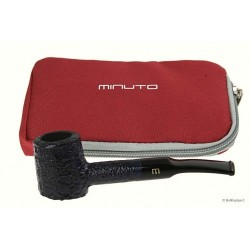 Minuto by Savinelli - poker blue rusticated