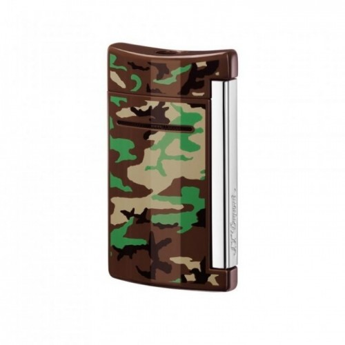 S.T. Dupont XTend Mini Jet - Brown Camouflage