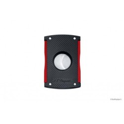 S.T.Dupont cigar cutter MaxiJet Lacquer and red finishes